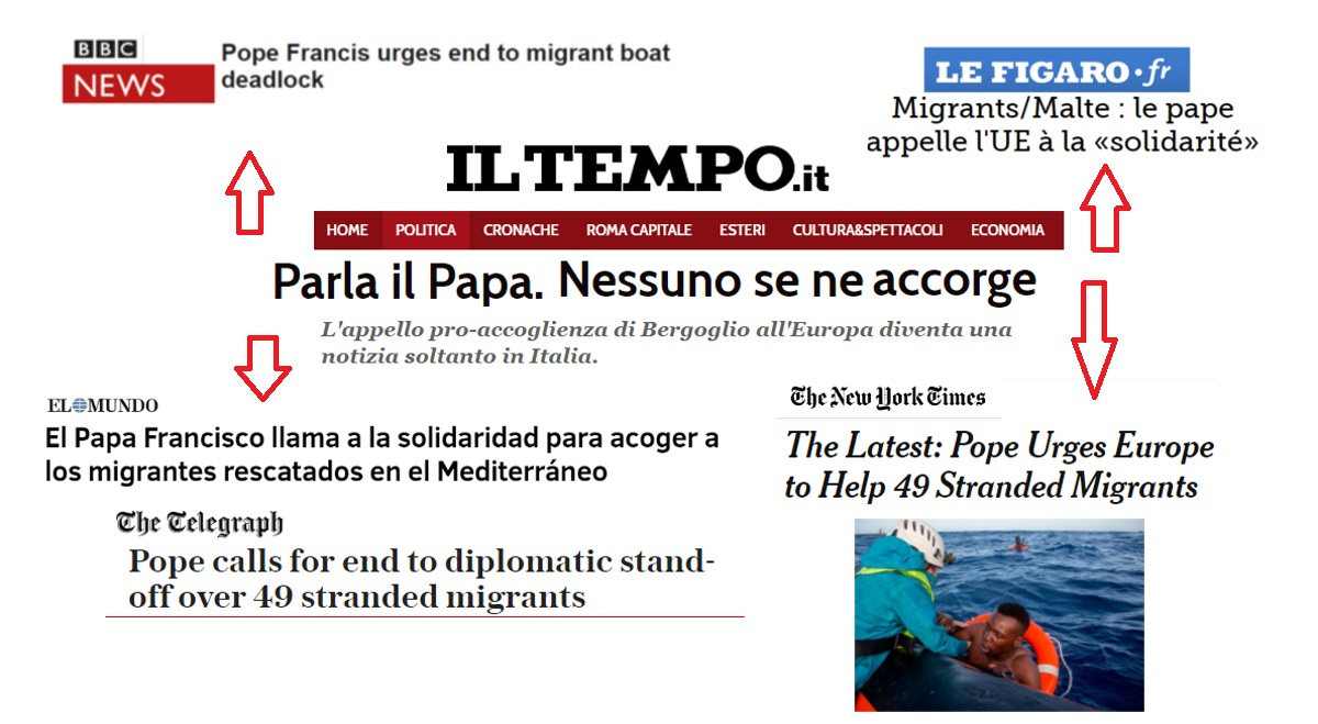 appello francesco migranti