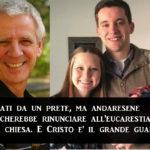 Due vittime di abusi ritornano: «Senza la Chiesa dove andiamo?»
