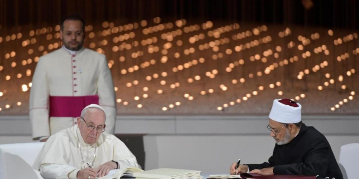 cristiani perseguitati papa
