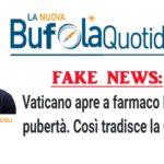 Triptorelina: fake news de la NBQ, che tace su responsabilità del governo