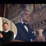 «La vita senza fede? Una tragedia annunciata». Andrea Bocelli si confida.