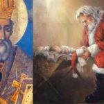 Il vero Babbo Natale oggi avrebbe celebrato la nascita di Cristo